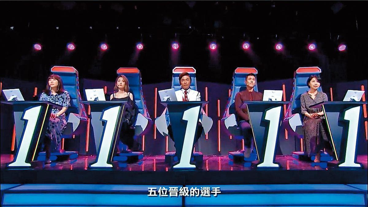 看好台綜優勢,《我要當女一》選擇在台製作,TVBS投入硬體設備、人員及宣傳資源。(TVBS提供)
