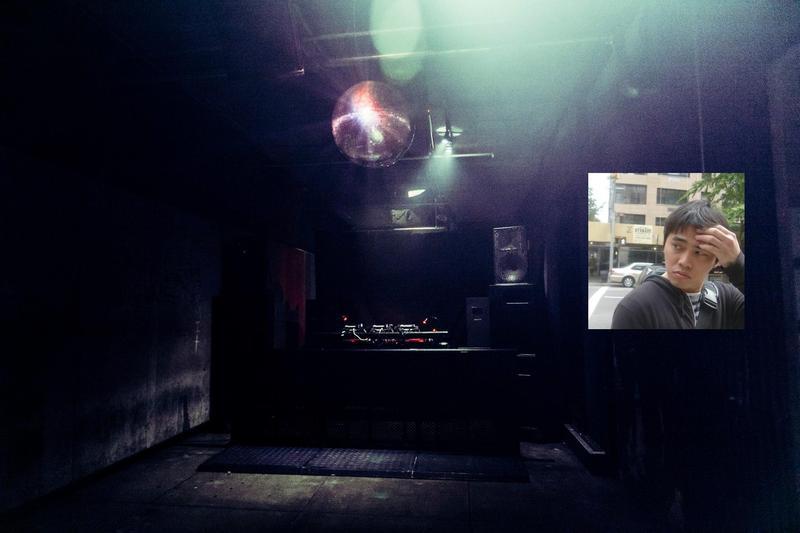 台北傳奇夜店Korner經營團隊出走,傳出與傅鉛文(小圖)有關。(翻攝Korner、Orbis Bo臉書)