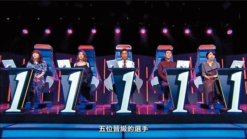 看好台綜優勢,《我要當女一》選擇在台製作,TVBS投入硬體攝備、人員及宣傳資源。(TVBS提供)