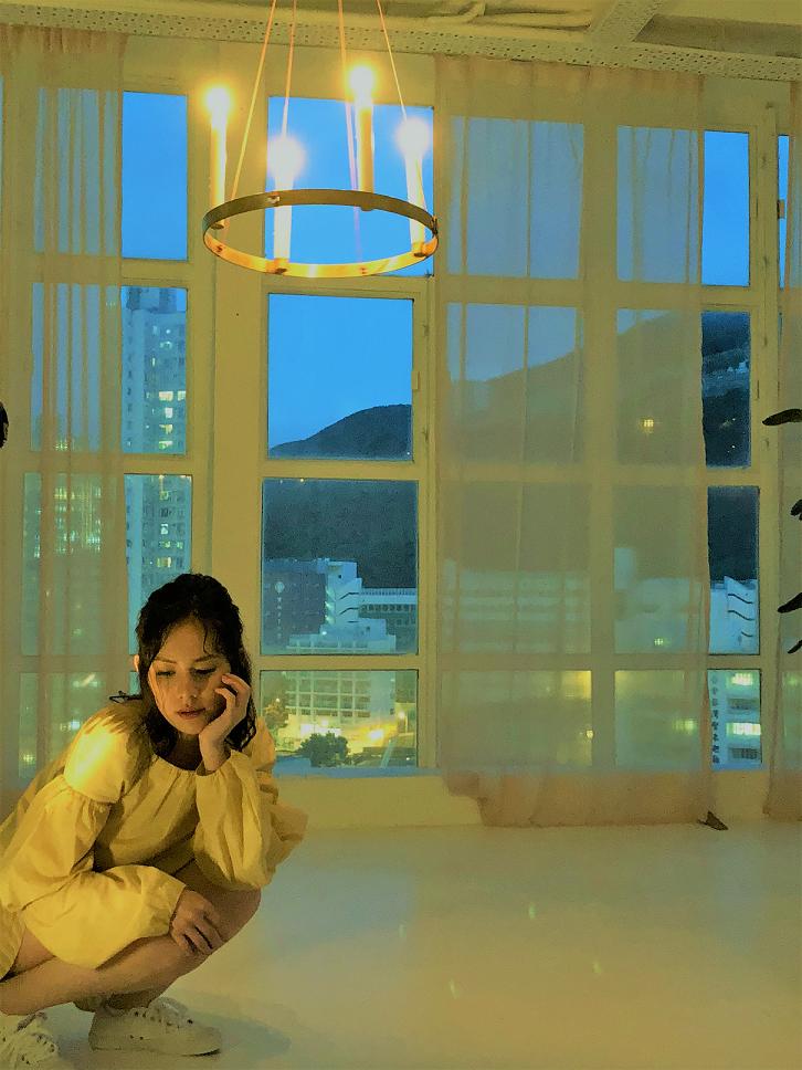 王詩安推出新歌〈GOOD TIMES〉,增添不少甜美感。(賦音樂提供)