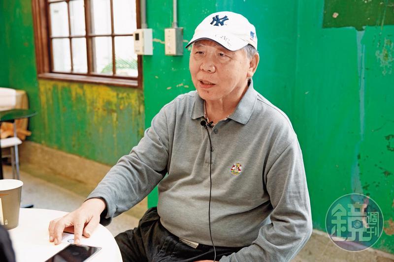 徐立功認為資金的問題深深影響台灣影視環境,台灣要扭轉困境必須要靠厲害的創意,才能突出自己。