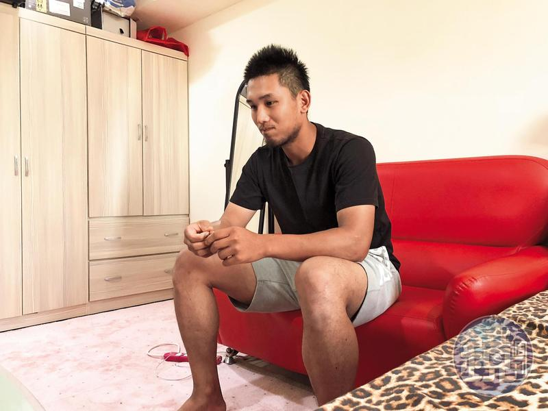 黃勝雄積極出面為家暴、外遇醜聞親自說明,只希望能夠和老婆好聚好散,還能再有打球的機會。