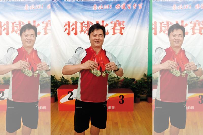 蕭博仁帶領大同羽球隊19年,更是體育署訓輔委員,在台灣羽壇享有崇高地位。(翻攝網路)
