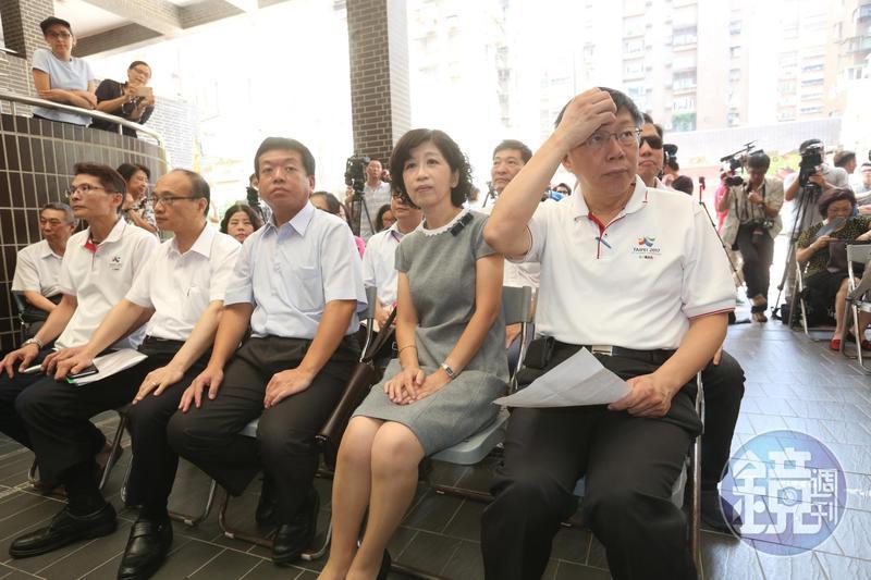 台北市長夫人陳佩琪委任律師林智群向台北地院遞狀提告,要求三立及主持人陳斐娟、律師曾勁元在三立官網刊登道歉啟事。