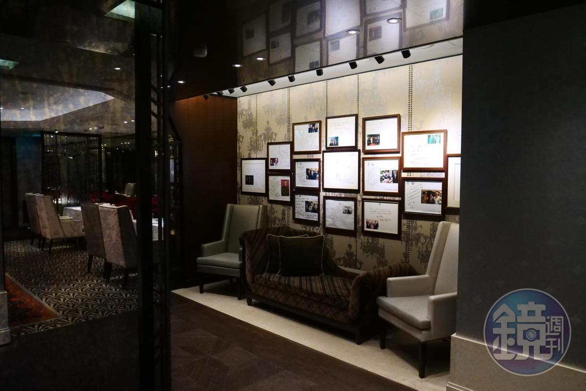 「巴黎廳1930」是台北具代表性的精緻法式餐廳。