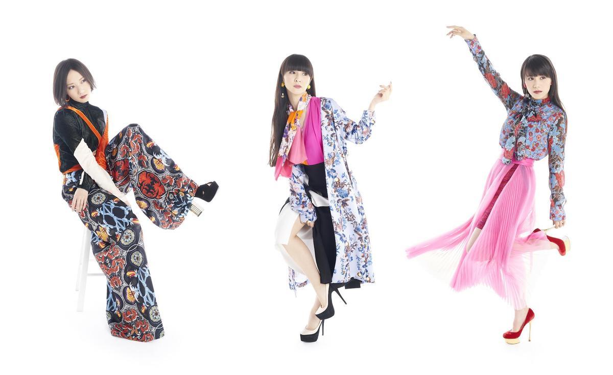 日本電音女團Perfume首度在今年8月4、5日超犀利趴帶來精彩表演。(相信音樂提供)
