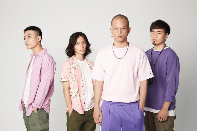 茄子蛋已經是台灣歌壇新崛起的新聲音,熱鬧非凡卻又輕鬆自在。(台視提供)