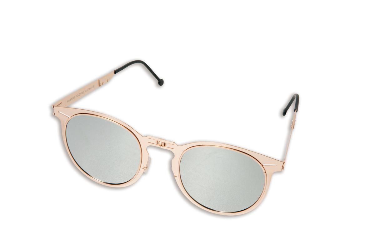 ROAV金框水銀鏡片墨鏡。NT$6,800