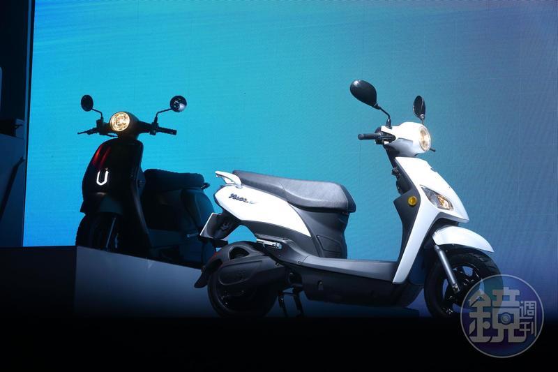 10月將推出的Nice 100 EV ,扣除淘汰二行程新購補助,最低只要2.98萬元。