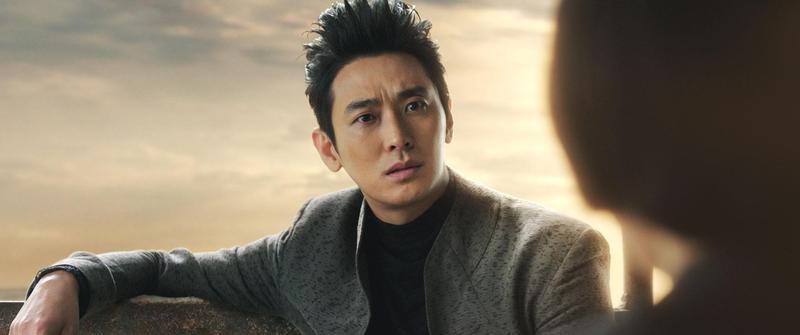 隨著主演的《與神同行:最終審判》《北風》將於8月相繼在韓國、台灣上映,讓朱智勛成為下半年的當紅炸子雞。(釆昌多媒體提供)