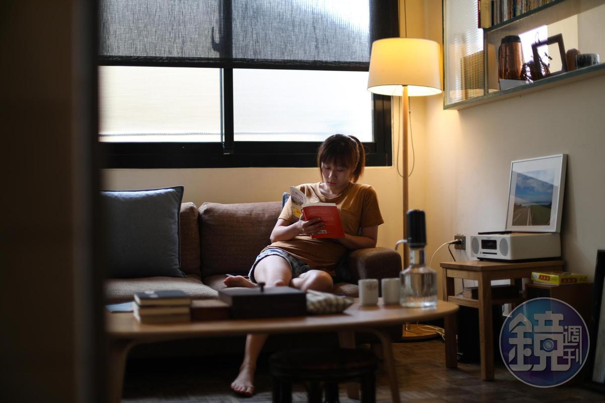 閱讀,是老房子最有味道的生活。