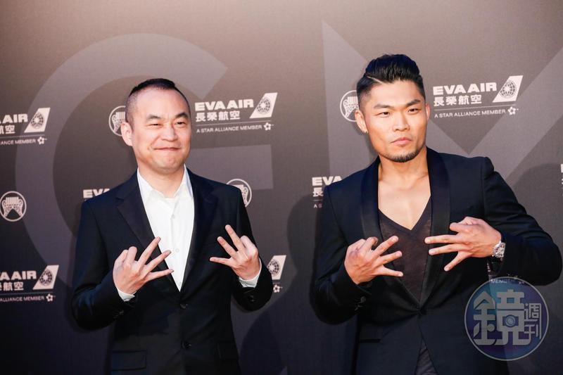 黃立成放話如果李玖哲得歌王,兩人要一起在台上脫衣服露肌肉。