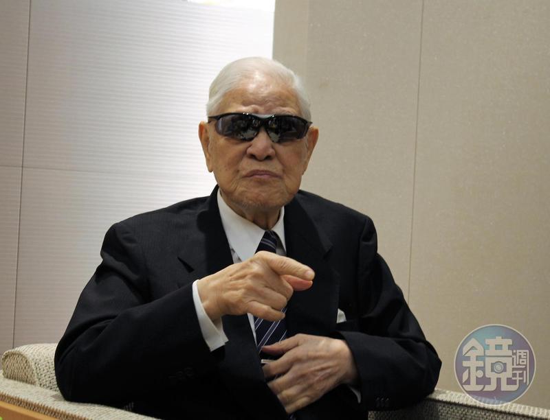 前總統李登輝今表示,若有機會他還想再到日本訪問。