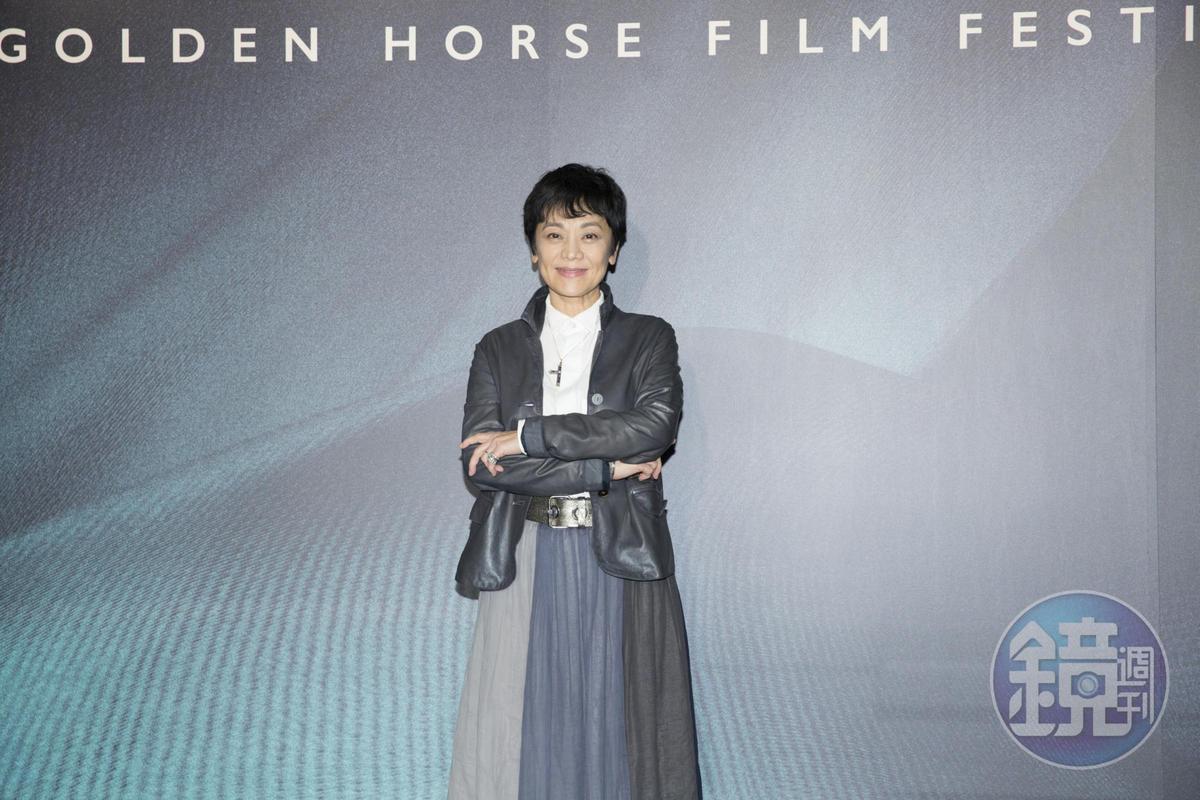 去年才卸下金馬主席的張艾嘉不管在台灣影視、音樂界都提拔過不少人才,今年終於成為美國影藝學院會員。