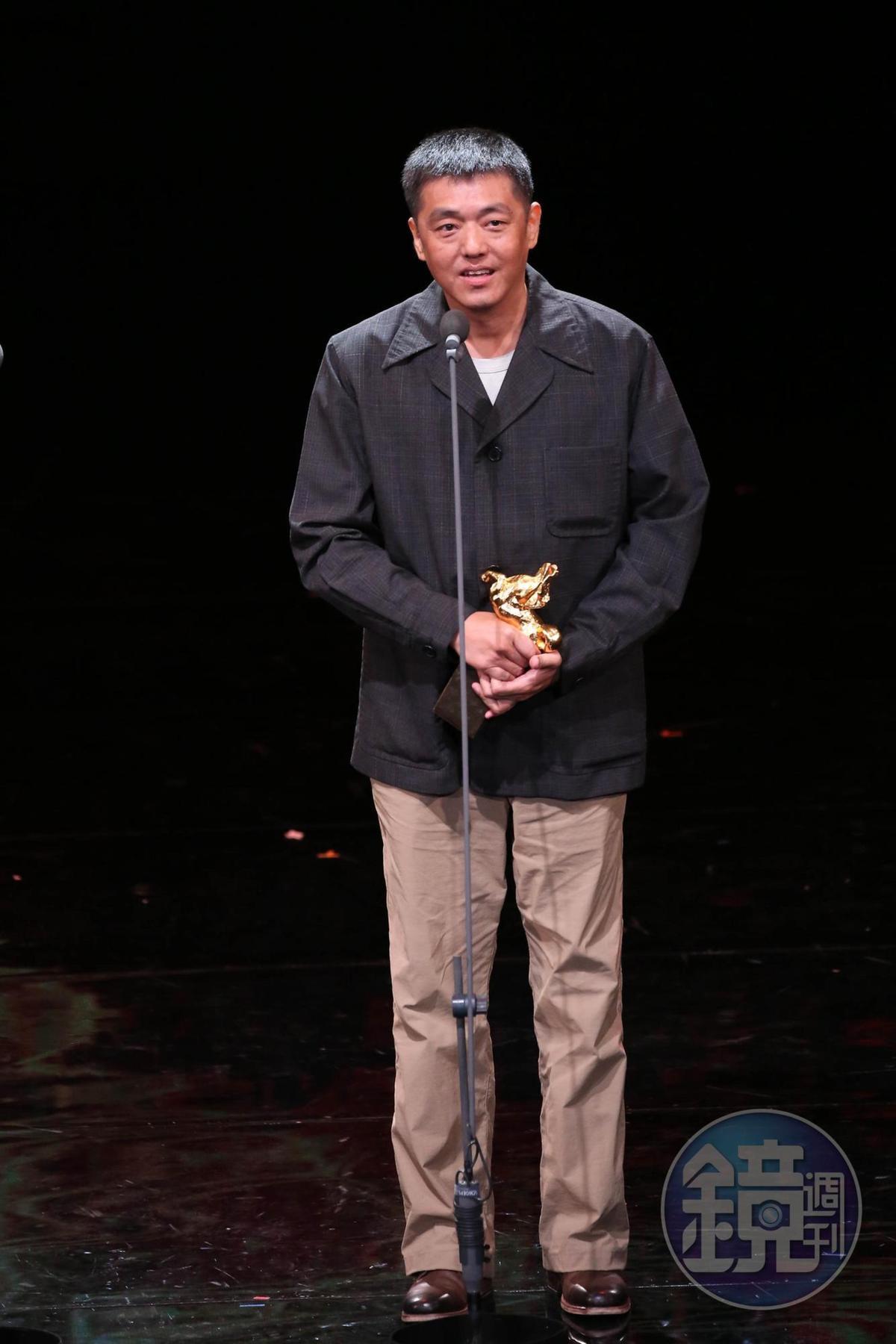 林強近年多隱身幕後從事電影配樂等音樂工作,他也是去年金馬獎的最佳原創音樂獎得主。