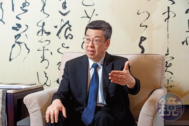 副總統陳建仁在軍改三讀後接受本刊專訪,暢談年改推動政府花費心力溝通的過程。
