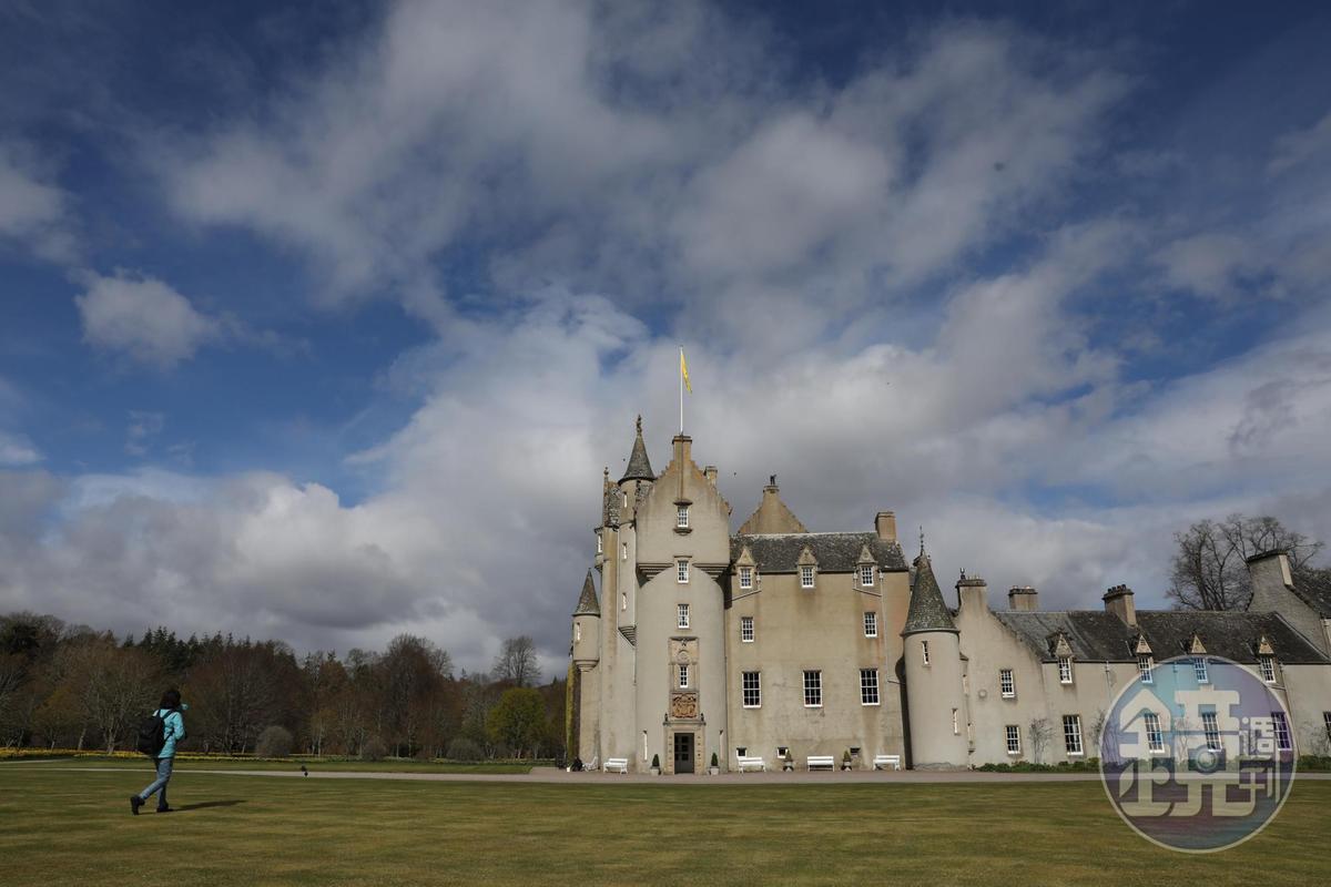 建成於1546年的「Ballindalloch Castle」,是一座保存非常完好的男爵城堡,英國王室成員也經常造訪。