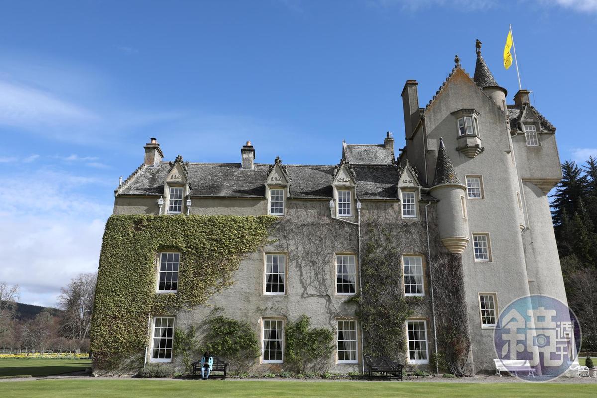「Ballindalloch Castle」被譽為蘇格蘭的北方明珠。