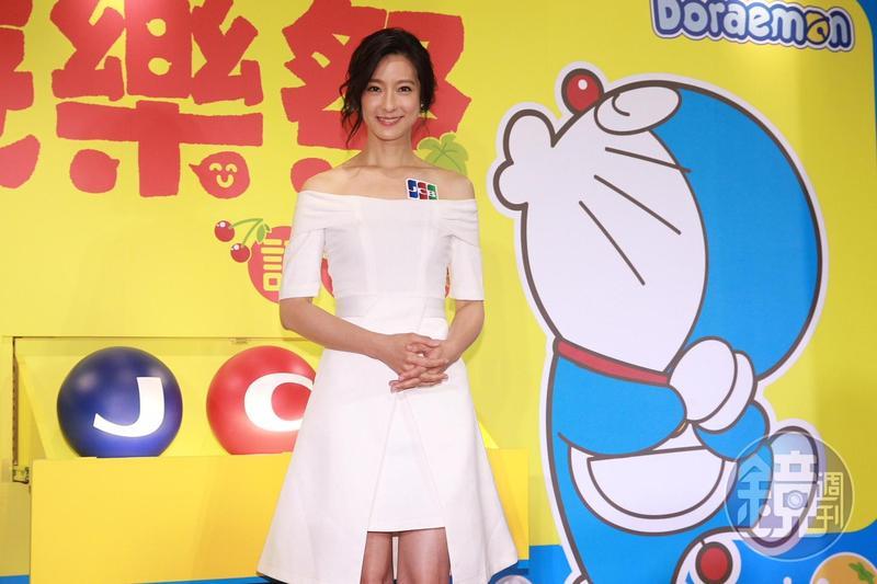 賴雅妍今出席JCB卡夏日遊樂祭活動,分享自己的旅遊經。