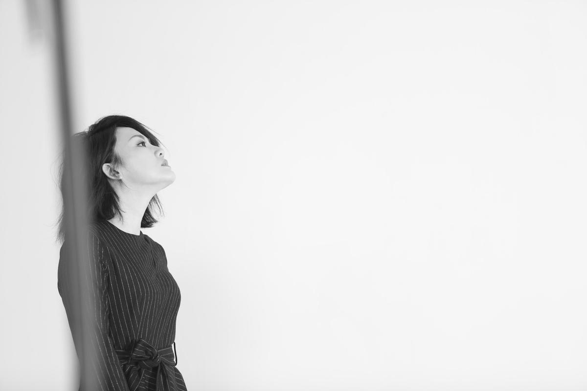 陳梓童雖是歌壇新人,但已經參加過不少歌唱選秀節目。(環球提供)