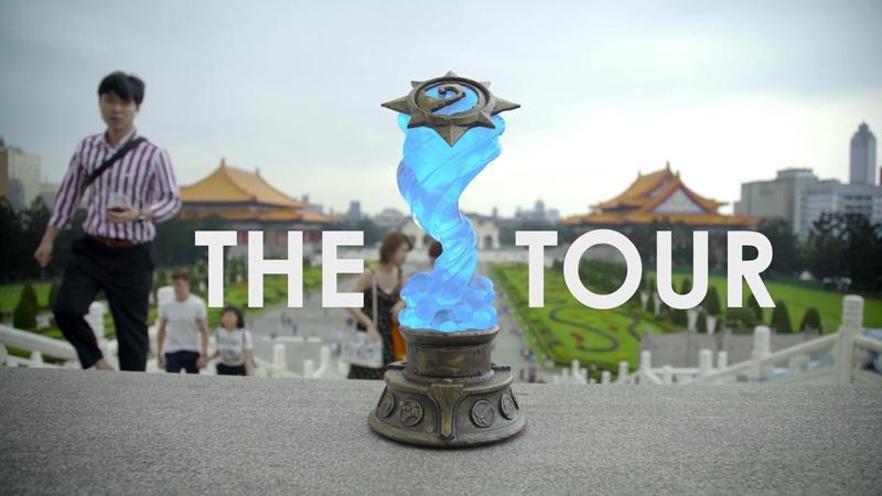 HCT英雄之旅系列紀錄片,第一集以台北站為主軸。(翻攝自「HCT英雄之旅」紀錄片)