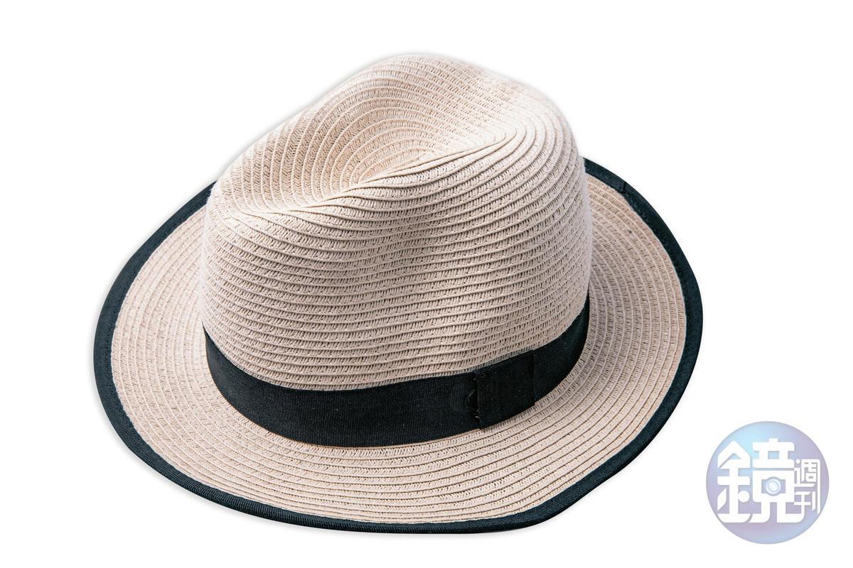 夏威夷買的帽子,約NT$950。