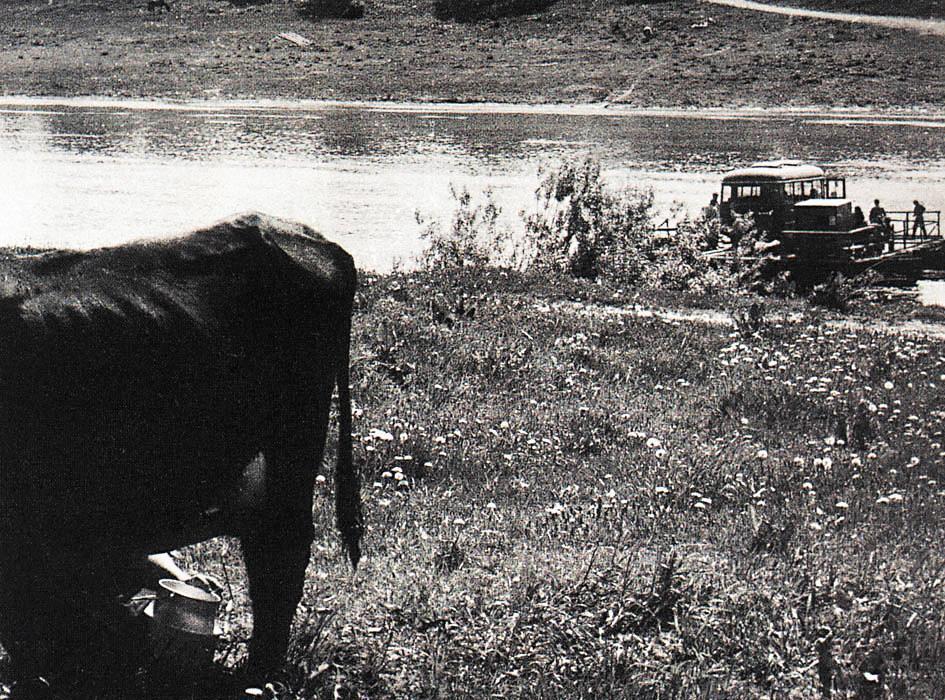 1994年紀錄短片《渡船》奠定萊拉作品風格,並獲坎城影展最佳短片費比西獎。(TIDF提供)