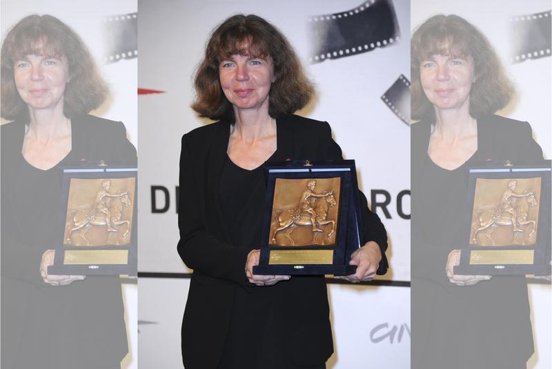 2012年萊拉以電影《披薩》羅馬影展評審團特別獎。 (東方IC)