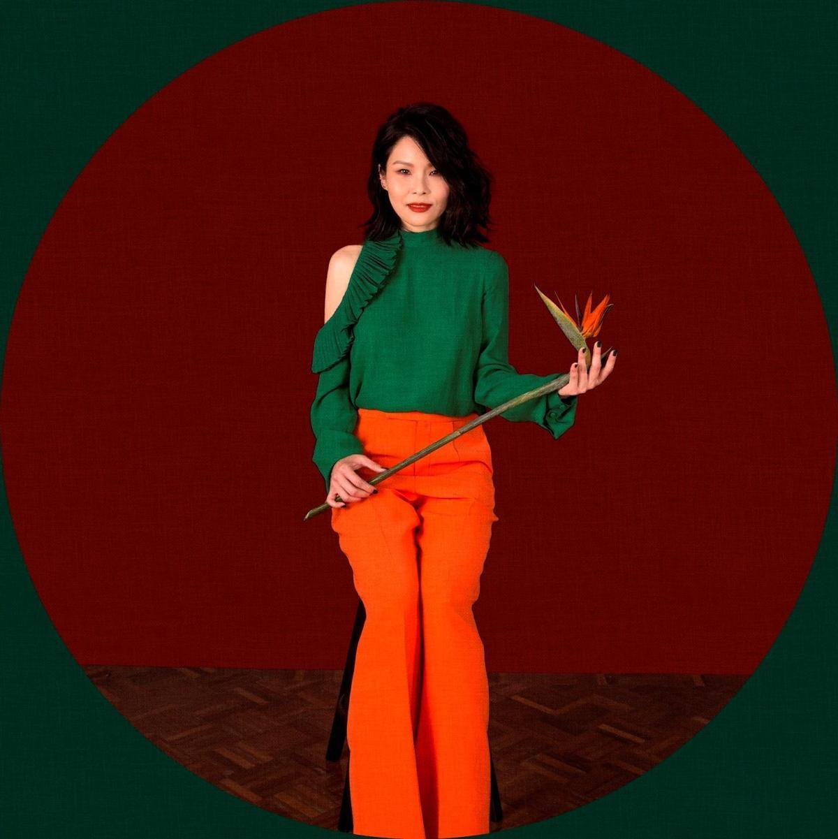 周蕙在「都市女聲」系列演唱會打頭陣,透露新專輯為媽媽而唱。(Legacy提供)
