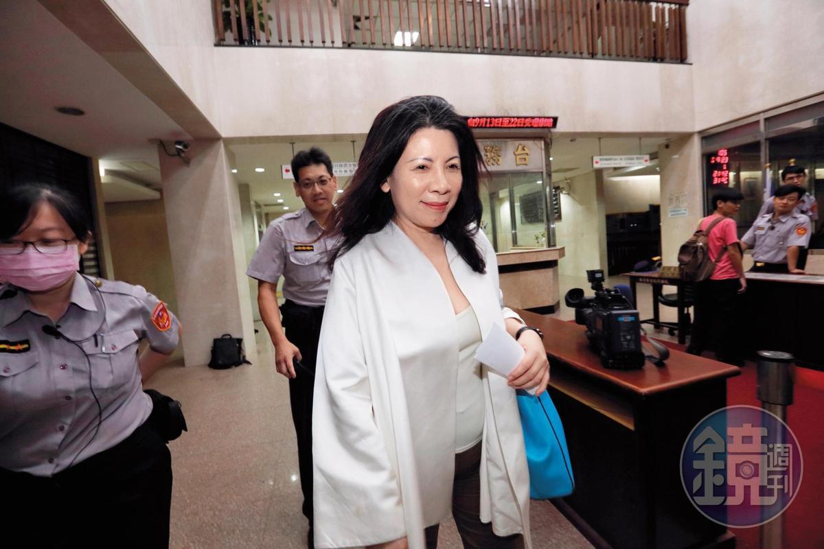 陳文茜與宋正宇交往6年,最終分手收場。