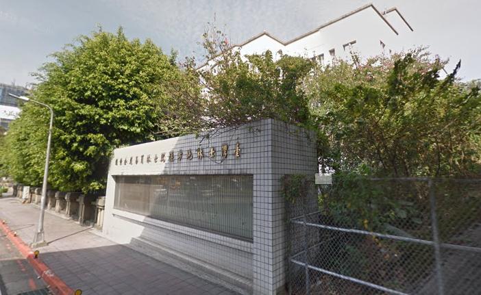 士林簡易庭於今(4)日發生調解庭後的庭外喋血事件。(翻攝自Google   Map)