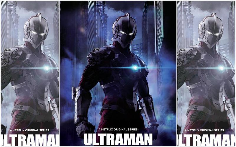 全新影集《超人力霸王》將在2019年推出。(Netflix提供)