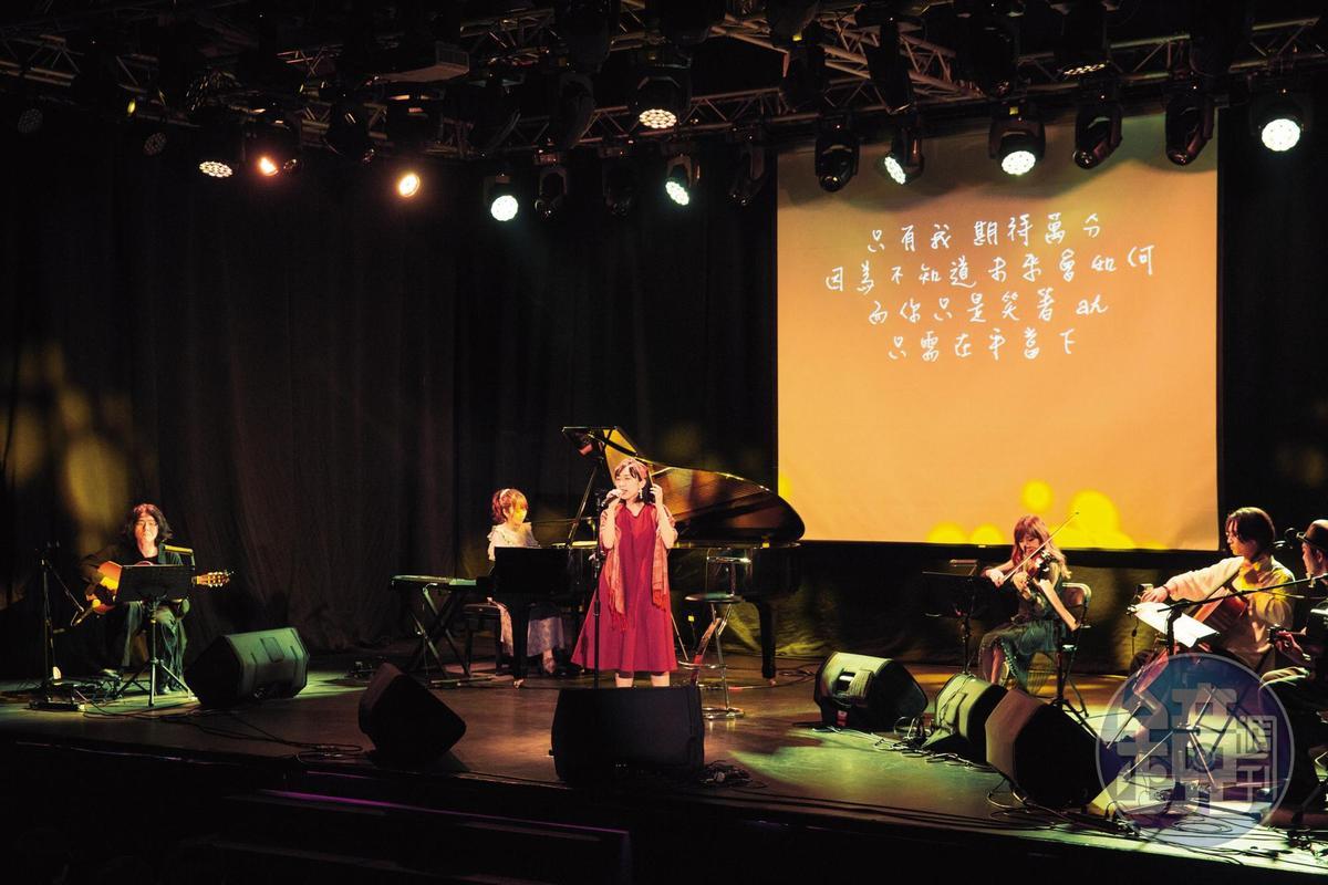 hectopascal樂團日前來台舉辦「既視感未視感」巡迴演唱會,吸引岩井俊二鐵粉捧場。