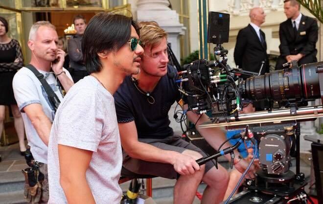 馮德倫8月開拍Netflix預購的武打犯罪影集《Wu Assassins》,繼續衝出國際。(STYLE International Management Group Ltd.提供)
