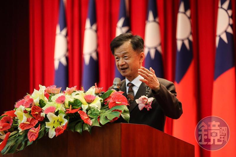 邱太三致詞時,公開肯定台南地檢檢察長張文政,並強調這次調動實際上是高分檢檢察長出2個缺,才會連動其他檢察首長位置。