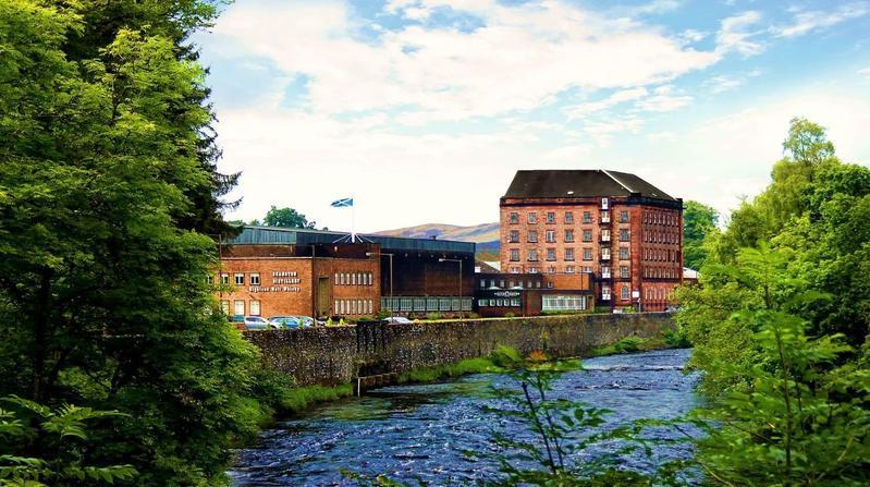 蘇格蘭高地區的汀士頓酒廠堪稱「麥田捕手」,為威士忌注入濃濃風土。(汀士頓提供)