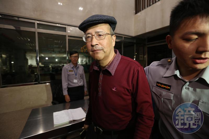 汪海清在12年前的三中交易會議中,錄下的關鍵對話。