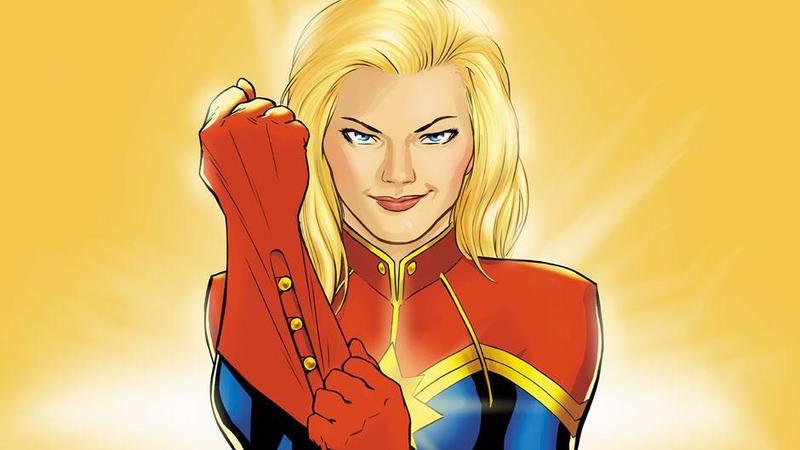 「驚奇隊長」卡蘿丹弗斯可說是漫威宇宙最強的女英雄,獨立電影近日正式殺青。(翻攝自Marvel.com)