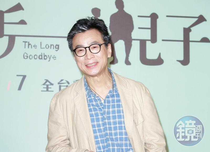 《小兒子》邀來金鐘影帝李天柱回歸舞台劇,首度詮釋罹患失智症的老父親。