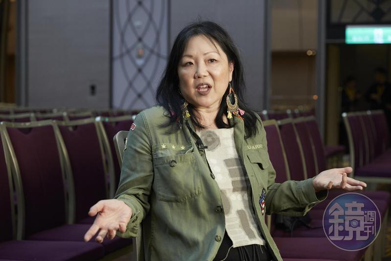 趙牡丹表示,她公開談論自己遭到性侵的經驗,可以讓性侵她的人感到害怕,藉此達到復仇的目的。