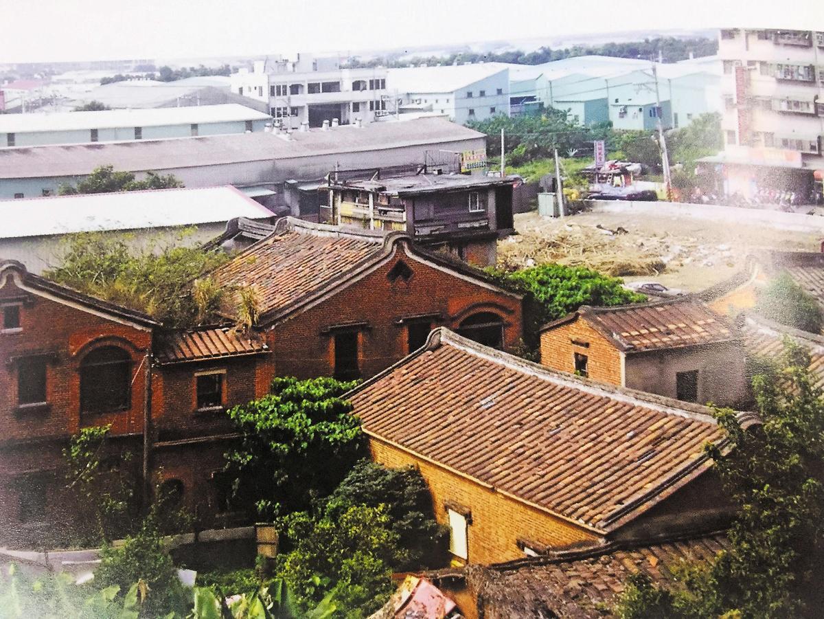 秀才厝歷史逾120年,占地超過2000坪,全盛時有百位族人同住。(翻攝《重回秀才厝》)