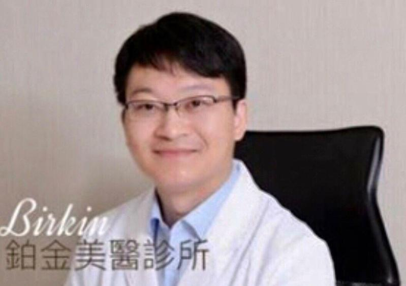 曾文杰醫師遭檢舉在民宅替病患進行微整手術。(翻攝自網路)