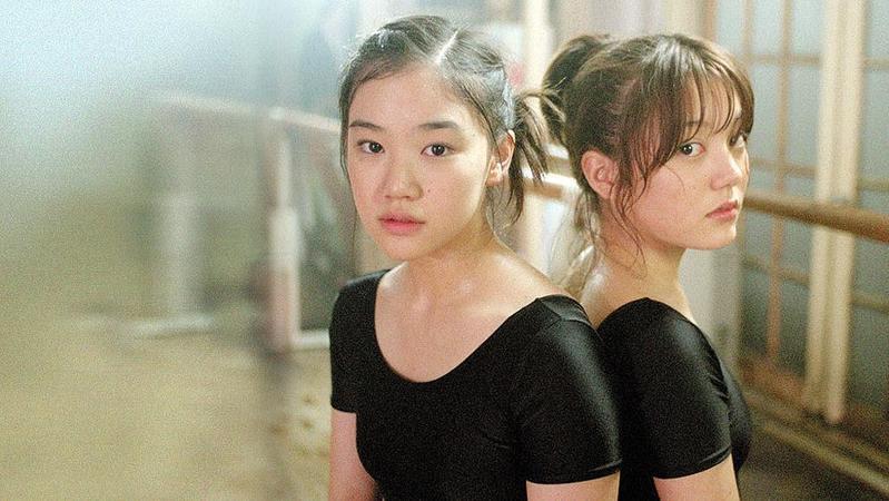 蒼井優(左)與鈴木杏主演的《花與愛麗絲》廣受文青喜愛。((高雄電影節提供)
