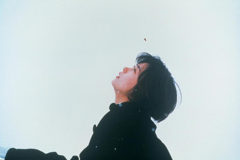 中山美穗主演的《情書》以青春浪漫情感風靡亞洲。(可樂電影提供)