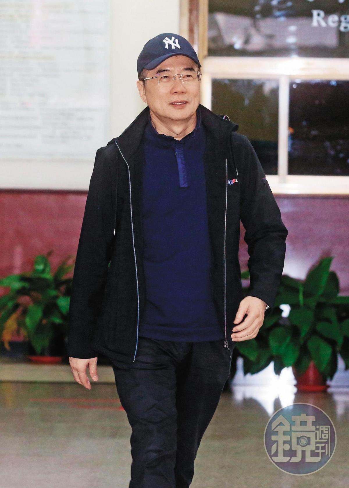 前立委蔡正元(圖)在中影爆發經營權之爭時,公開點名是受馬英九所託處理黨產,如今馬英九果真因背信罪遭訴。