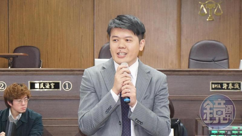 台北地院型男法官鄭昱仁將承審馬英九三中案,但9月後將換法官。
