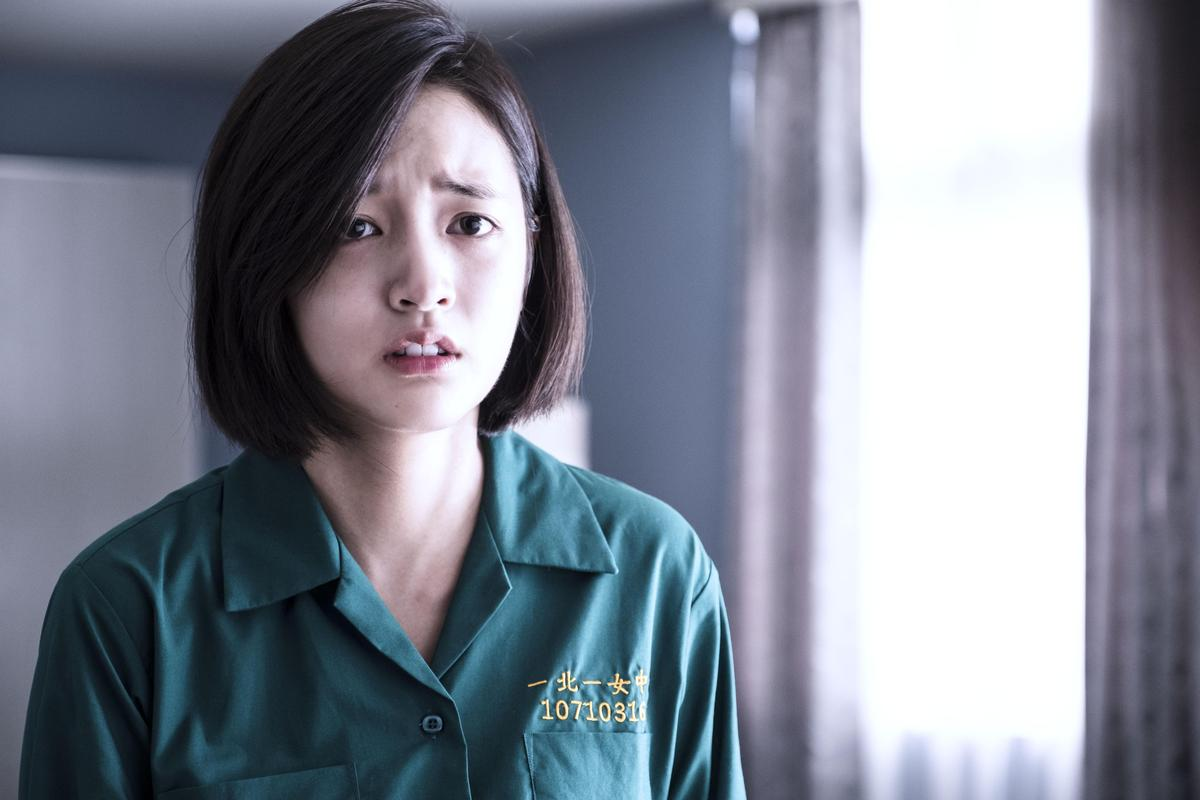 王淨在《茉莉的最後一天》資優生的悲劇令人動容。(公視提供
