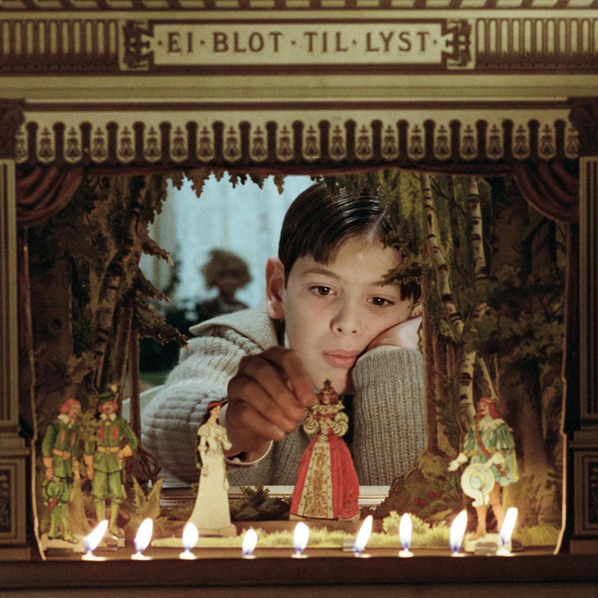 《柏格曼:大師狂想》聚焦於柏格曼產量最豐、對他的電影生涯至為關鍵的1957年。(佳映娛樂)