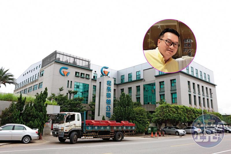 程泰、亞崴2家上市公司市值上千億元,有望躋身全球十大工具機集團。