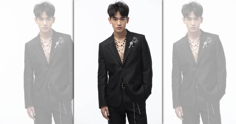 小樂吳思賢宣佈簽約太陽娛樂,將回復歌手身分。(太陽娛樂提供)